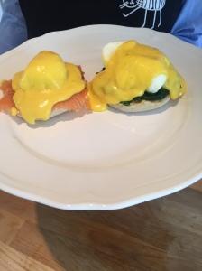 Oder zu Eggs Royale mit geräuchertem Lachs - Guten Appetit!